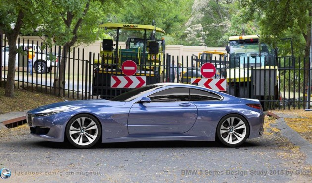 BMW 8 Series concept-Giom Image Art-1