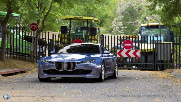BMW 8 Series concept-Giom Image Art-3