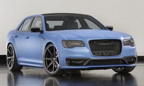 Chrysler unveils tough 300 Super S concept at SEMA