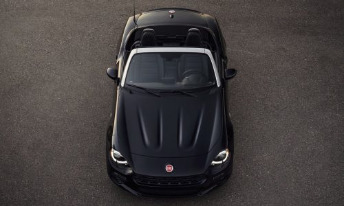 Abarth versions of Fiat 124 Spider & 500X to help boost sales