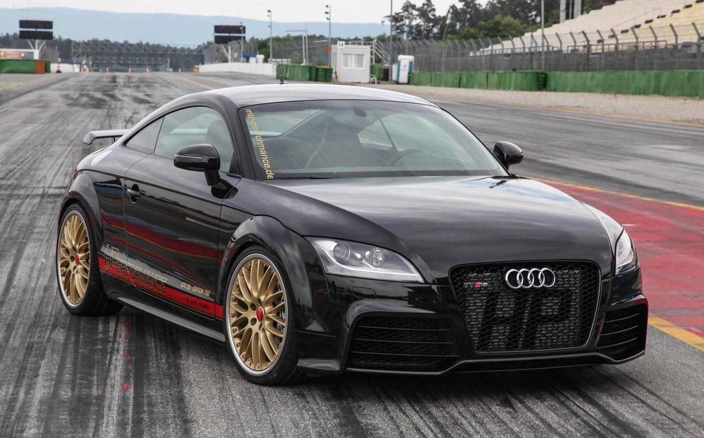 HPerformance tunes the Audi TT RS, insane 5-cylinder power ...