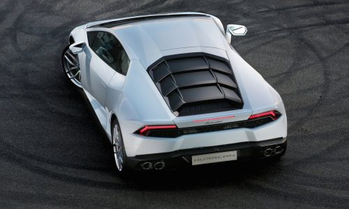 Lamborghini Huracan RWD edition to debut at LA show – report