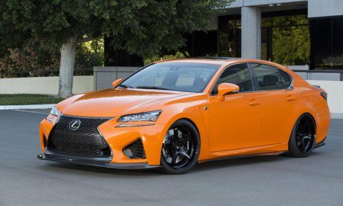 Lexus unveils custom RC F & GS F concepts at SEMA show