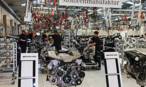 Mercedes-AMG increasing V12 production to meet demand