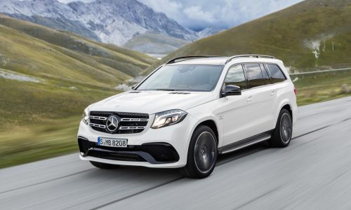 Mercedes-Benz GLS officially revealed as GL-Class replacement