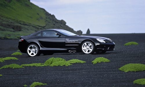 New Mercedes-AMG SLR in the works, could be mid-engined – report