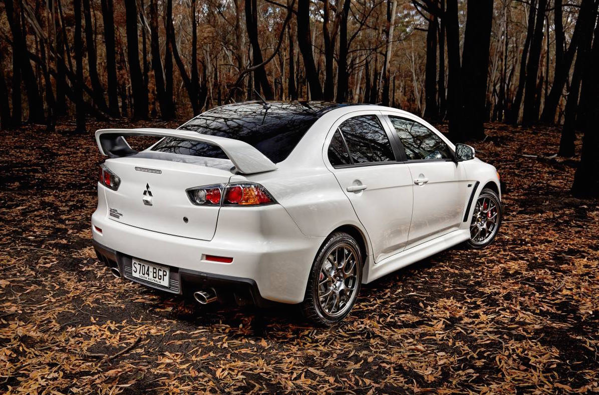 Mitsubishi Lancer Evolution Final Edition On Sale From