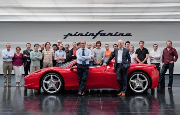 Pininfarina-Ferrari 458
