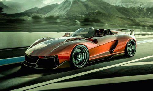 Rezvani Beast X unveiled, uses insane 2.4L twin-turbo engine