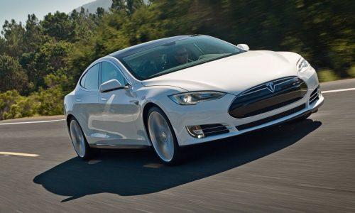 Tesla Model S recalled for potential seat belt fault, all 90,000 affected