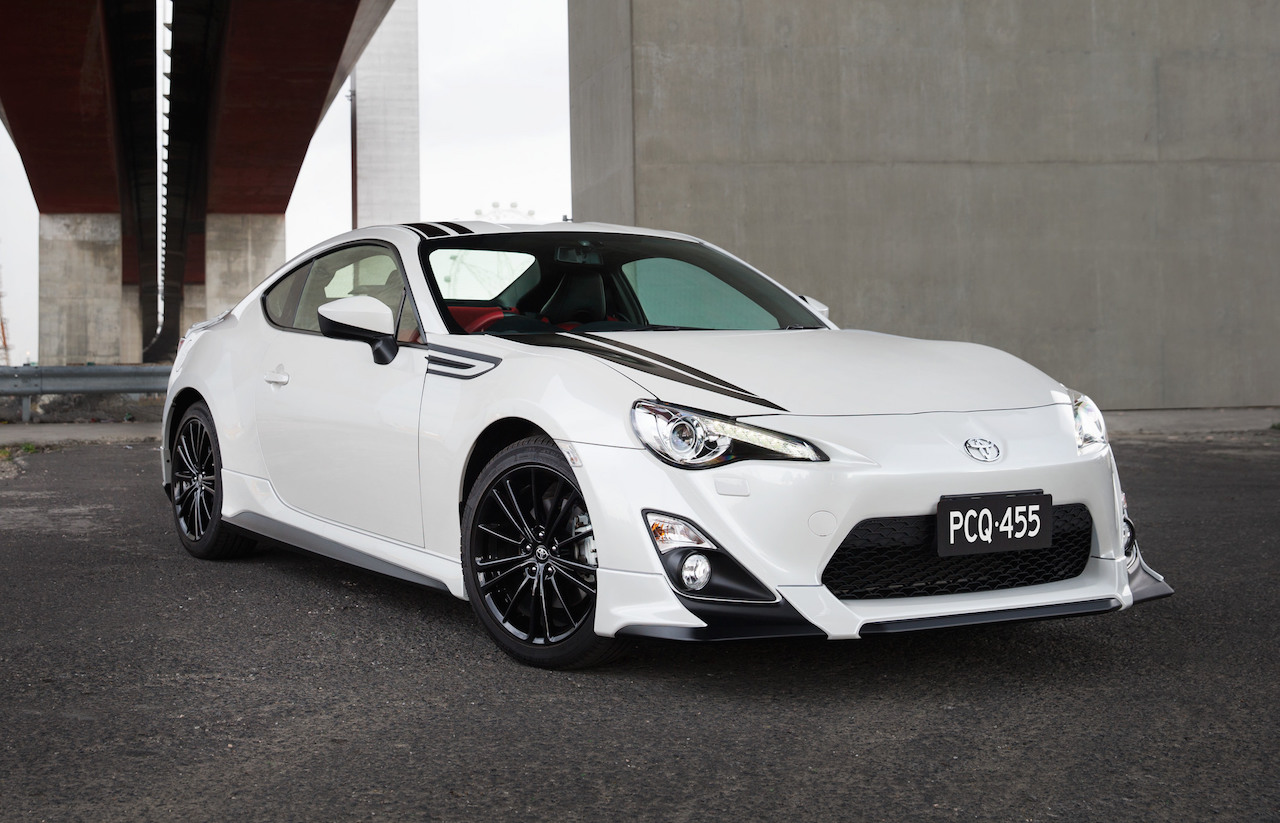 86 Land Rover >> TRD Toyota 86 Blackline Edition on sale in Australia from $37,990 | PerformanceDrive
