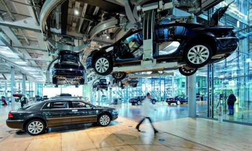 Volkswagen Phaeton factory could close to save money – report