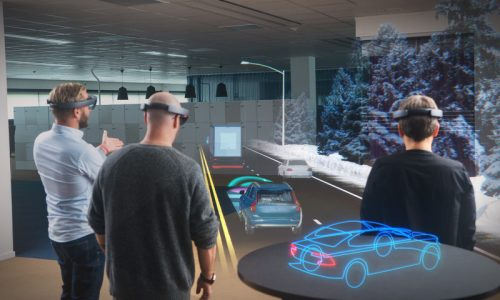 Volvo developing future car technologies with Microsoft