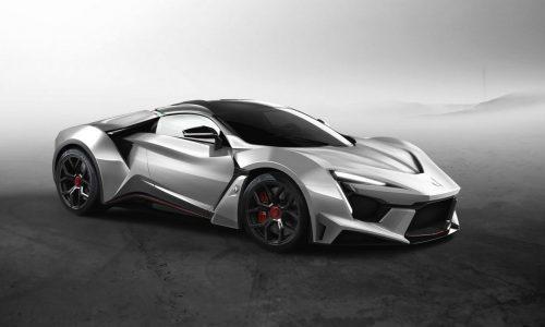 W Motors unveils epic Fenyr SuperSport, over 900hp