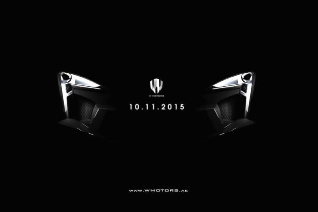 W Motors Fenyr SuperSport preview