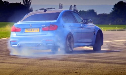 Man buys BMW M3 formerly thrashed on Top Gear, problems arise