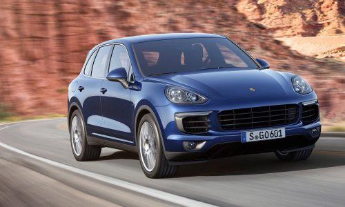 Porsche surpasses annual sales record, selling over 200,000 units