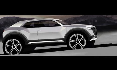 Audi Q2 compact SUV & new Q5 confirmed for 2016