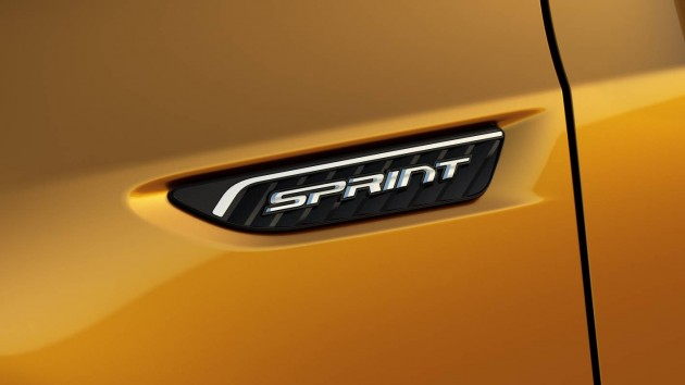 2016 Ford Falcon XR Sprint-badge
