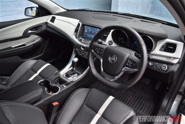 2016 Holden Calais V-interior