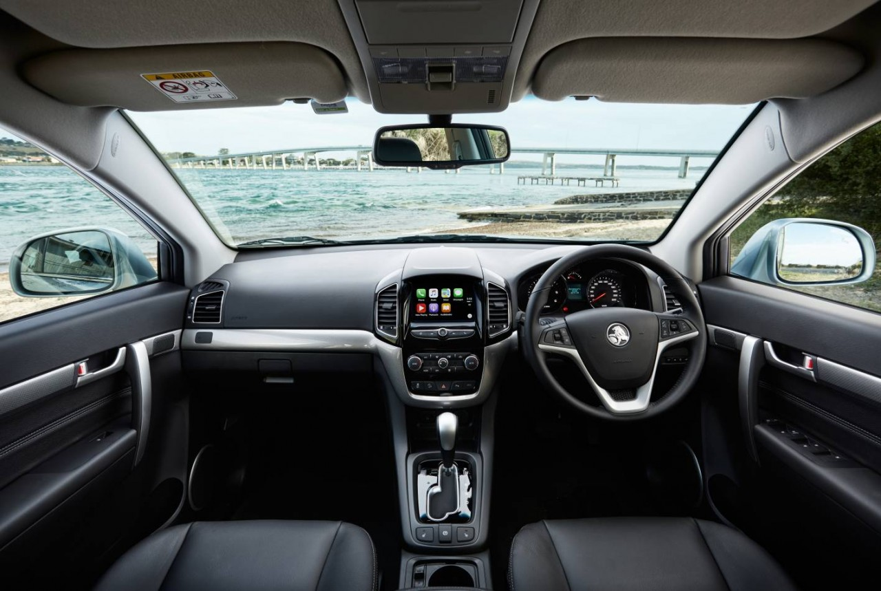 2016 Holden Captiva revealed, on sale in Australia early next year | PerformanceDrive