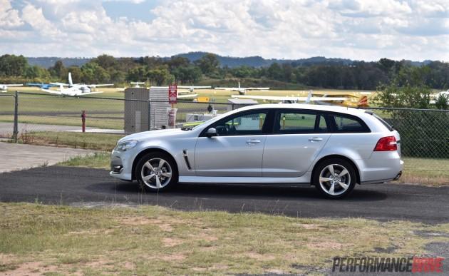 2016 Holden Commodore SV6-PerformanceDrive