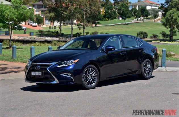 2016 Lexus ES 350 Sports Luxury