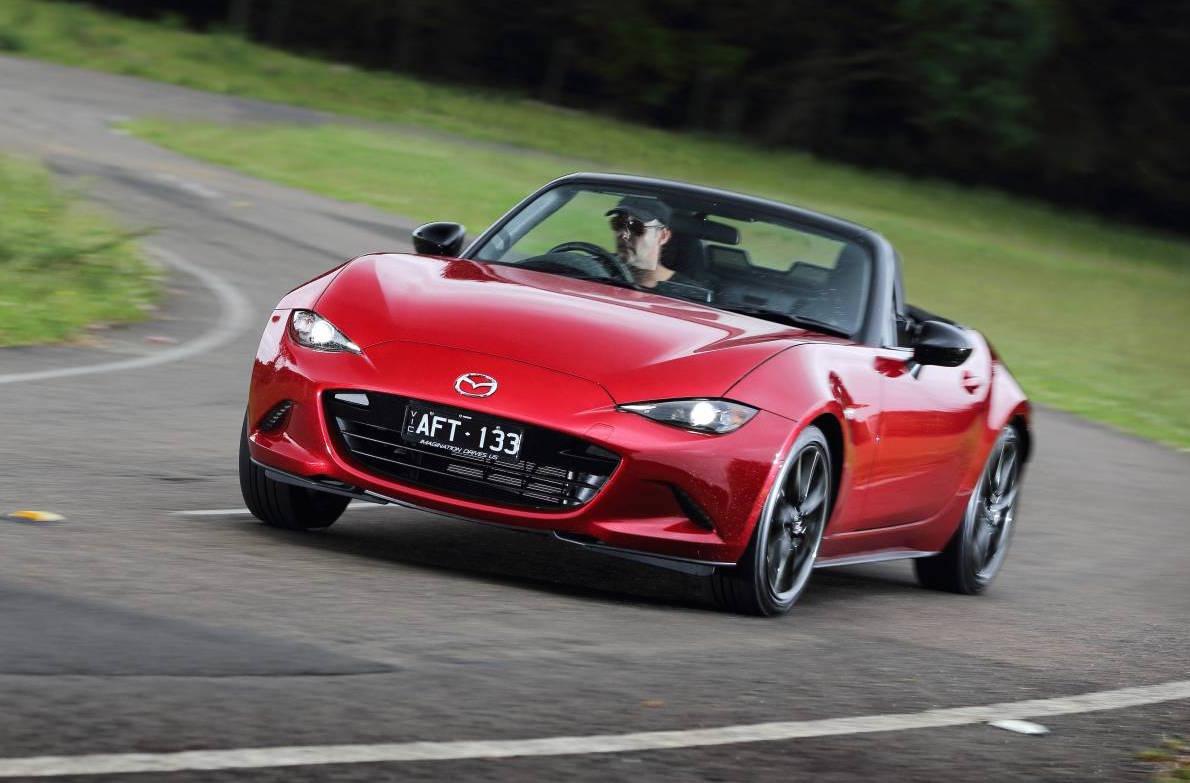 2016 Mazda Mx 5 20l Now On Sale In Australia From 34490 Tesla Model S Wiring Diagram Roadster 2l