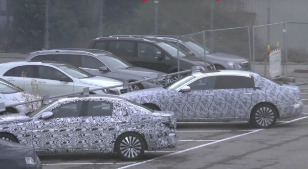 2016 Mercedes-Benz E-Class Maybach maybe