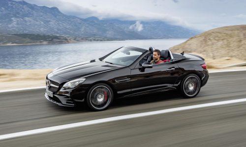 2016 Mercedes-Benz SLC & SLC 43 AMG revealed, new SLK