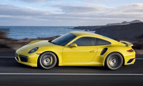 2016 Porsche 911 Turbo on sale in Australia from $384,900
