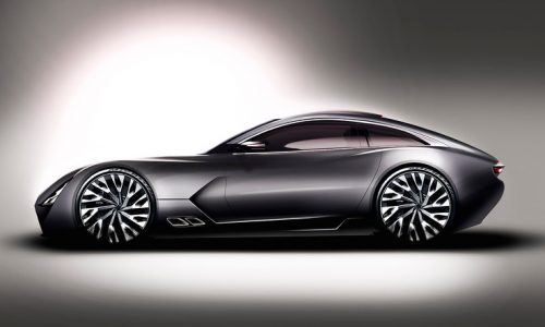 All-new TVR previewed, to feature V8 Cosworth engine