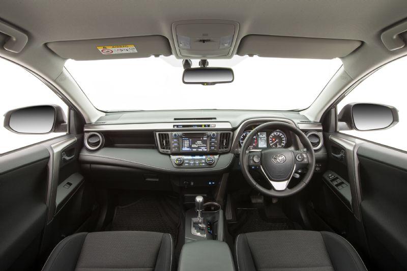Toyota Tundra Diesel >> Updated 2016 Toyota RAV4 on sale in Australia from $27,990 ...