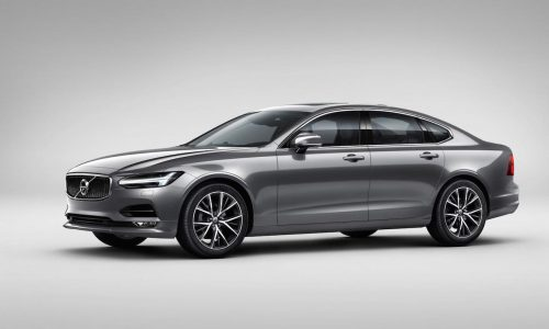 New Volvo S90 Polestar performance variant in the works?