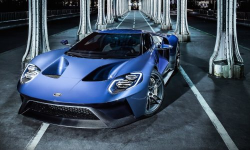 New Ford GT to feature smartphone-like Gorilla Glass windscreen