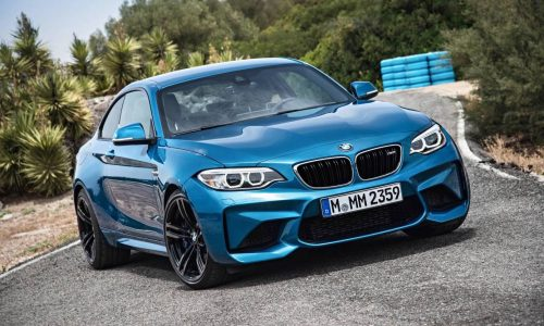BMW Australia confirms local M2 prices, $89,900 for Pure edition