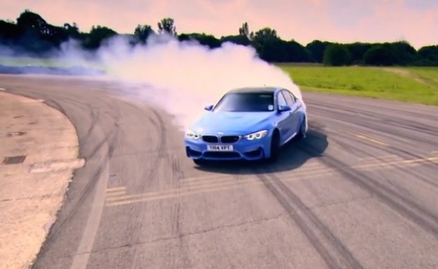 BMW M3-Top Gear