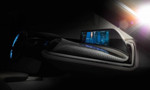 BMW Vision Car concept to debut AirTouch tech at 2016 CES