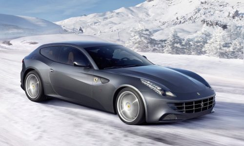 """Updated Ferrari FF to come with a """"surprise"""", V12 continues"""
