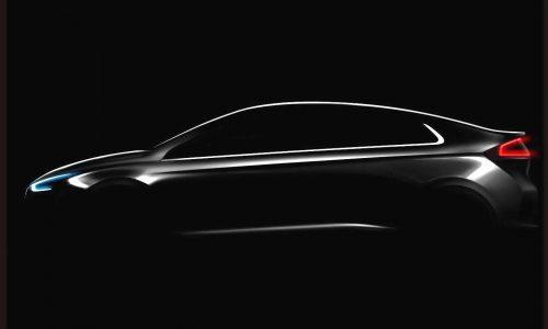 Hyundai's new hybrid & EV IONIQ previewed, confirmed for Australia