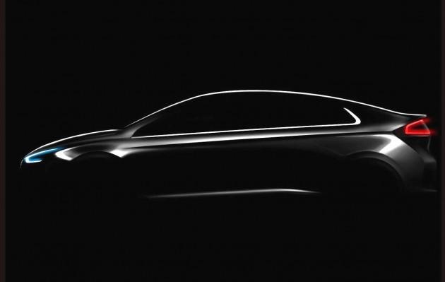 Hyundai IONIQ preview