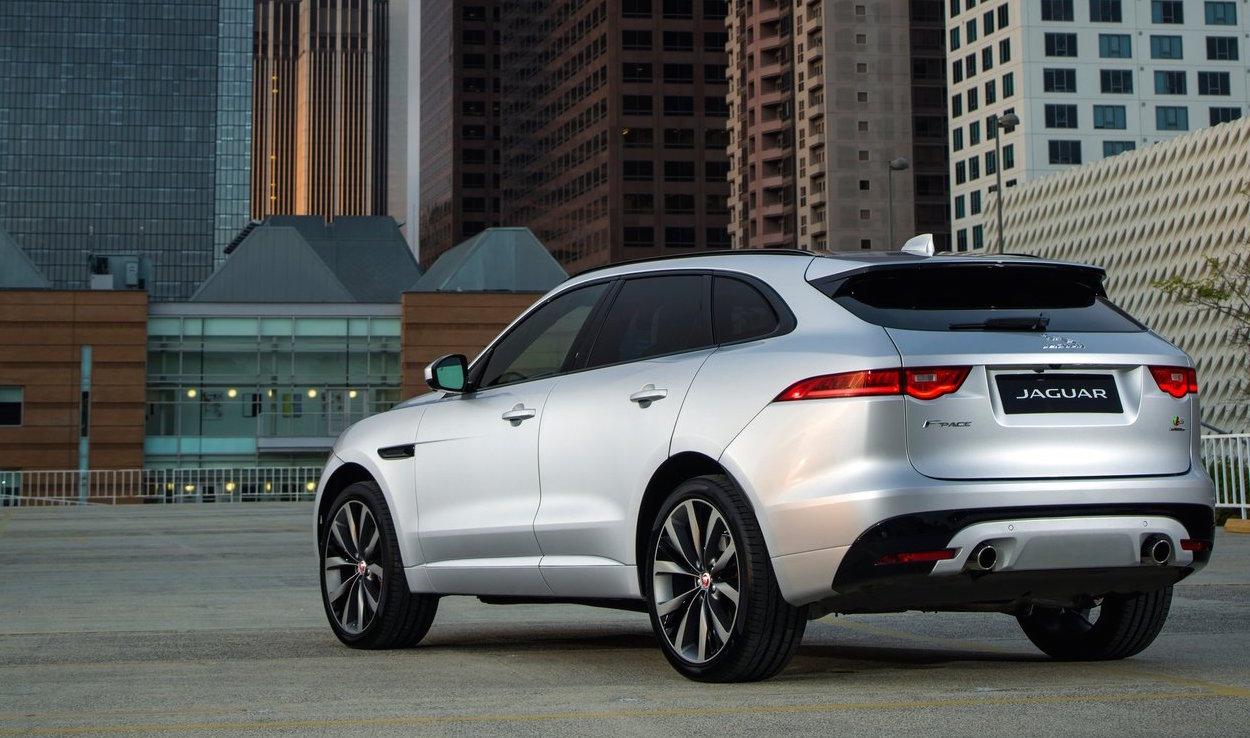 Jaguar f pace price in australia