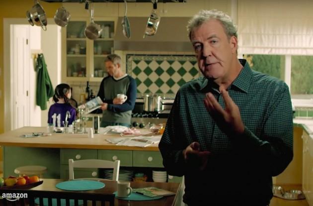 Jeremy Clarkson Amazon Prime Air