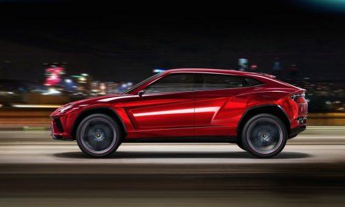Lamborghini Urus SUV to come with bespoke twin-turbo V8