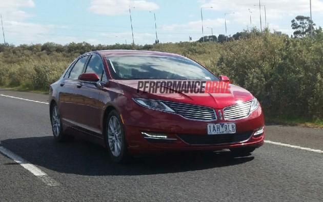 Lincoln MKZ-Australia