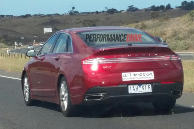 Lincoln MKZ-Australia-Geelong