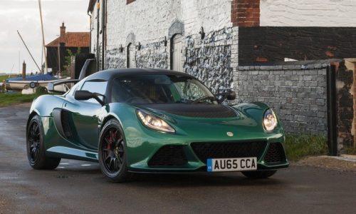 Lotus Exige Sport 350 revealed; fastest, lightest ever