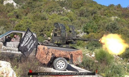 Man in Texas sues dealership, his logoed truck used by ISIS extremists