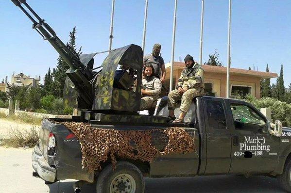 Mark-1 Plumbing truck-ISIS