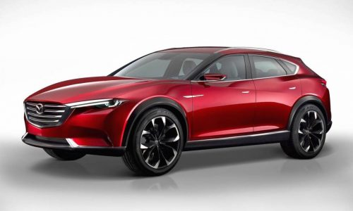 Mazda KOERU could go into production as new coupe SUV